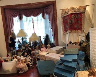 DOLLS! Madame Alexander, Gene Dolls, antique & vintage dolls, collectible dolls, Barbies