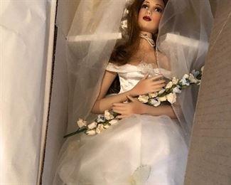 bridal dolls
