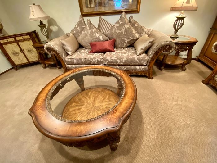 Lovely custom living room furniture
