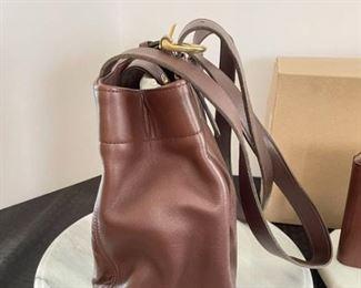 Coach Bucket Bag Wallet