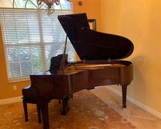 """Yamaha DC2 with disklavier retails for approximately $70,000.  Piano in brand new like condition.  Rarely used.    Serial Number C2 6011047  Measures 5'8""""  We will entertain preselling this fabulous piano so reach out to us."""