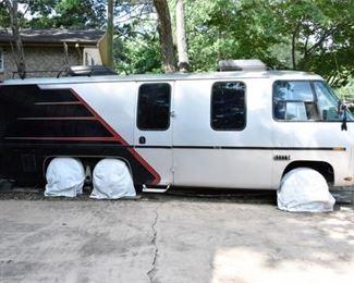 1978 GMC Camper Van