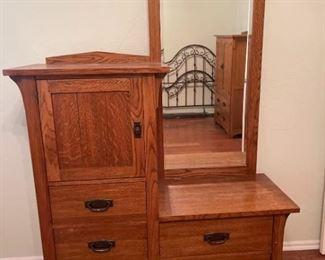Craftsman Dresser