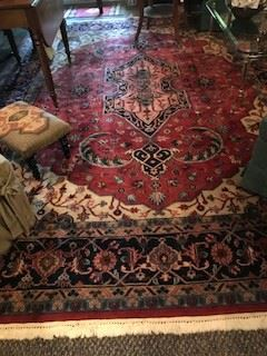9 x 12 Hand knotted rug