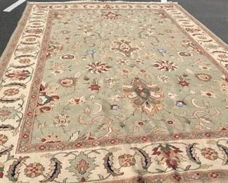 Full view of Flat Weave Rug