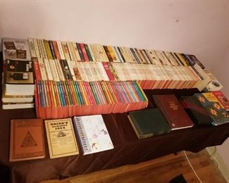 Harlequin Romances and Other Paperbacks