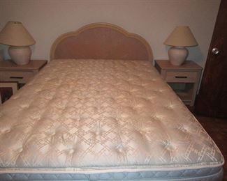 sasseville double bed
