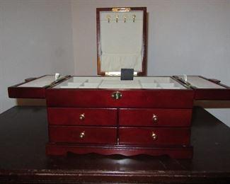 sasseville jewelry box