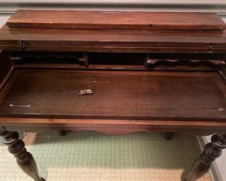 Portable Antique Desk