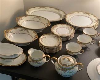 Noritake Nordich porcelain china