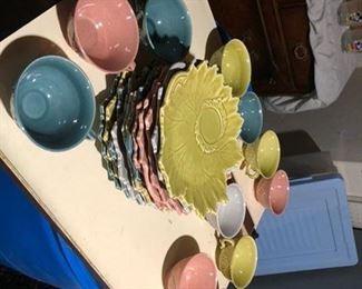 vinage pottery