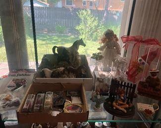 mini horses collection