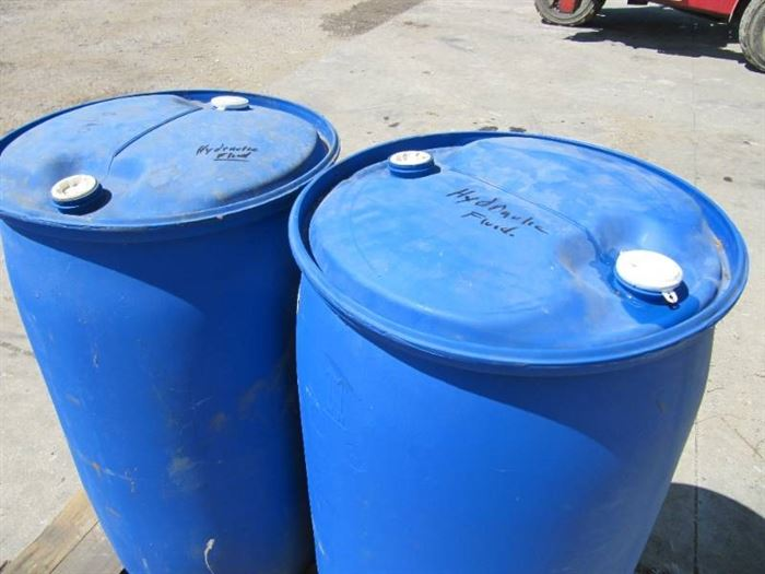 1 55 Gallon Drum Of Kendall Bulk Hydraulic OIL YOUR BUYING  55 Gal Drum