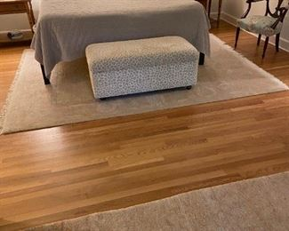 Master Bed and Tables