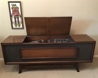 Mid Century console