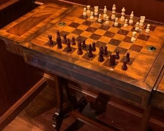 Maitland Smith gaming table $1100