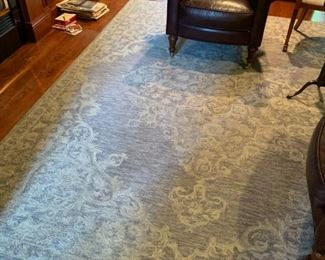 neutral contemporary rug $150