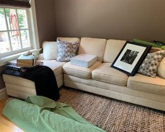 sectional sofa $995