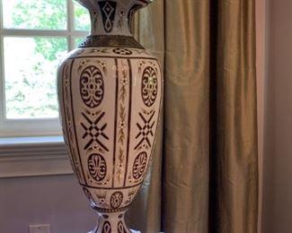 designer table lamp $250