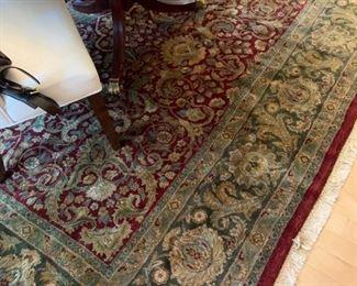 oriental rug 10x14 $3500