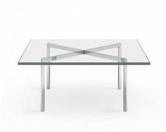 Mies Van Der Rohe Barcelona Table