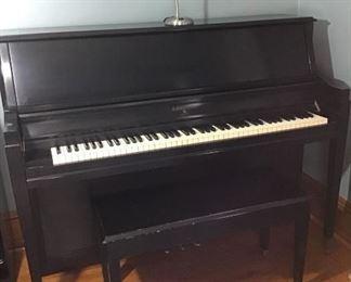 Sohmer Co Upright Piano