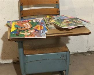 Childs School Desk