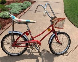 Vintage Debutante Deluxe Bike