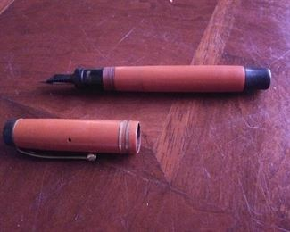 Old Parker Quill Writing Pen
