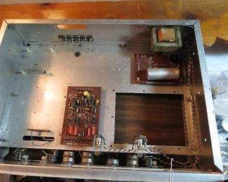 INSIDE THE CHASSIS POWER SUPPLY LOOKS FACTORY MADE. MORE PICS AVAILABLE