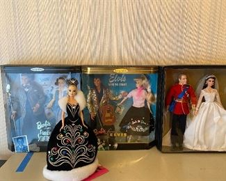 Collectable Barbies
