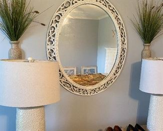 Lamps, accessories & shoes including Birkenstocks