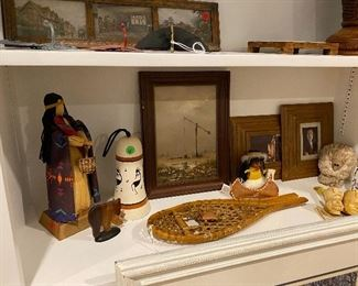 Indigenous American & Canadian Art & decorative accessories