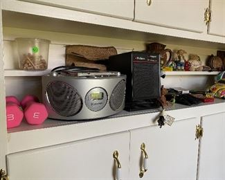 Miscellaneous household items