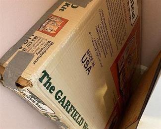 The Garfield Wooden Dollhouse Kit