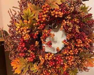 Handmade wreaths & decor