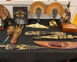African art & masks