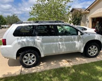 2011 Mitsubishi Endeavor AWD, only 114k, newer tires, cold A/C, runs and drives good   We are taking sealed bids for this SUV. The highest offer on Saturday at 2pm will buy it. Please bring cash only on Sunday to pickup if you win it!!!