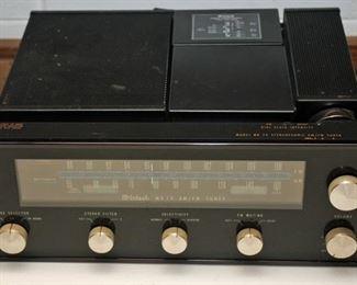 McINTOSH AM FM STEREO TURNER MR 74