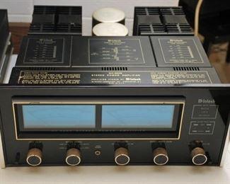 McINTOSH STEREO POWER AMPLIFIER MC2205