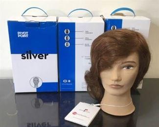 NEW Pivot Point Hair Mannequins