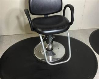 Stylist Chair and Mat I