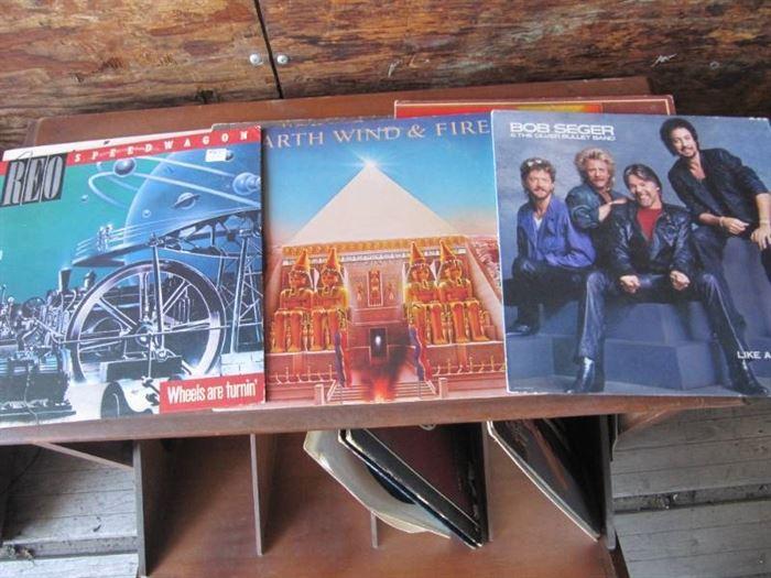 11 LP VINYL Records