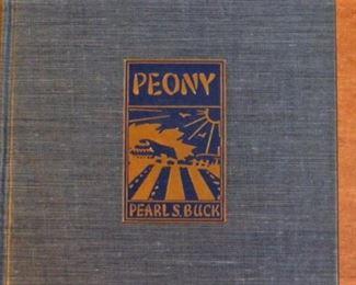 Pearl Buck, Peony