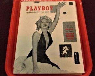 Playboy, Monroe Cover
