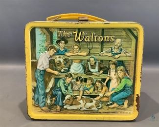 The Waltons Vintage Lunch Box