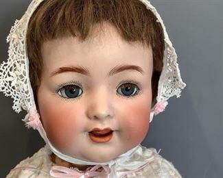"""17"""" Infant-Toddler Vintage Doll"""