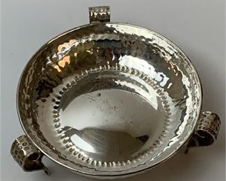 Small sterling  bowl