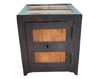 Antique Metal Lined Chest, https://townandsea.com/product/antique-metal-lined-chest/
