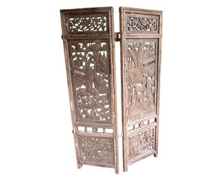 Hand Carved Screen, https://townandsea.com/product/hand-carved-screen/